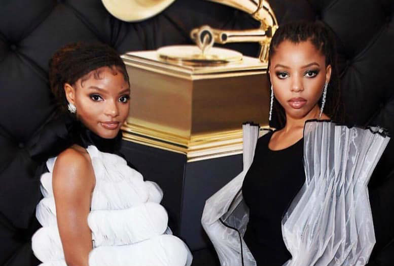 Chloe Bailey and Halle Bailey - better known as Chloe x Halle - are rising stars thanks to superstar mentor Beyonce. Talk about women helping women. (Credit: Chloe x Halle Facebook page)