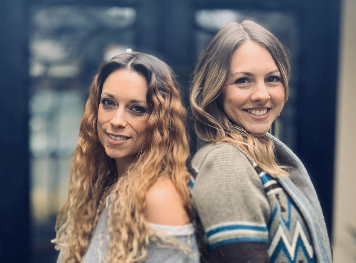 Lindsey Torres& Sara Morell-Vaughn NoMore
