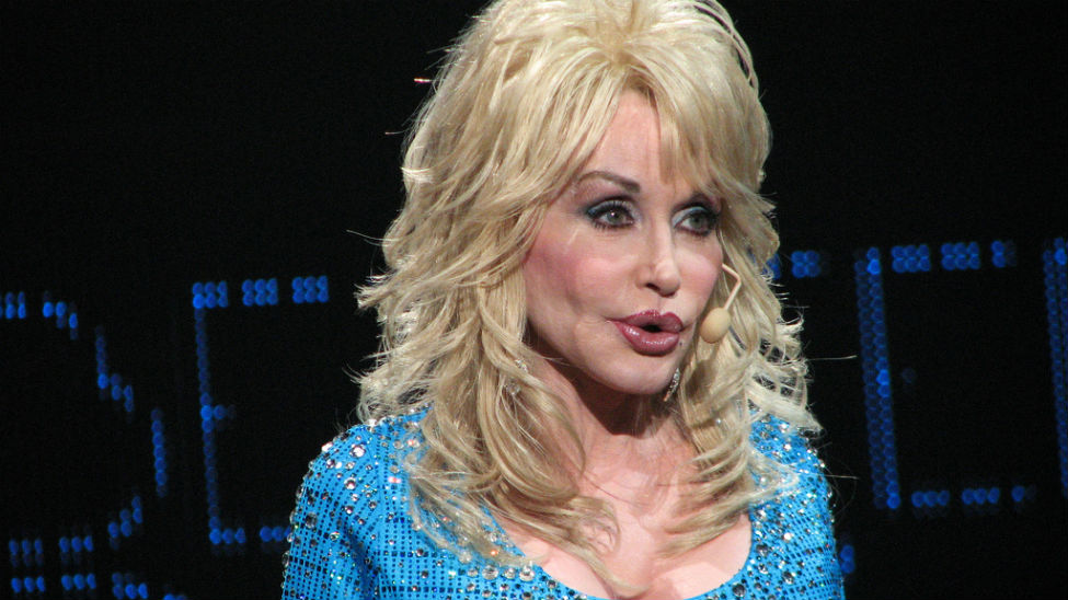 Dolly Parton built the ultimate personal brand thanks to her confidence. (Credit: pipilongstockings, Flickr)
