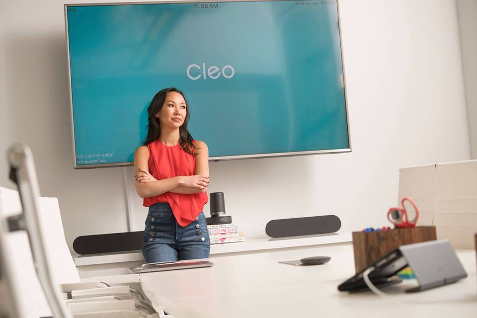 Cleo, a resource for working parents that partners with the likes of LinkedIn, Reddit and Uber, raised $27.5 million in its latest funding round. Here's how its female founder, Shannon Spanhake, plans to use those dollars. (Credit: Cleo Facebook page)