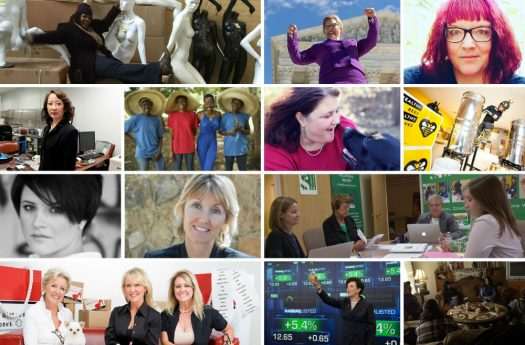 inspirational women, Women's History Month, women entrepreneurs
