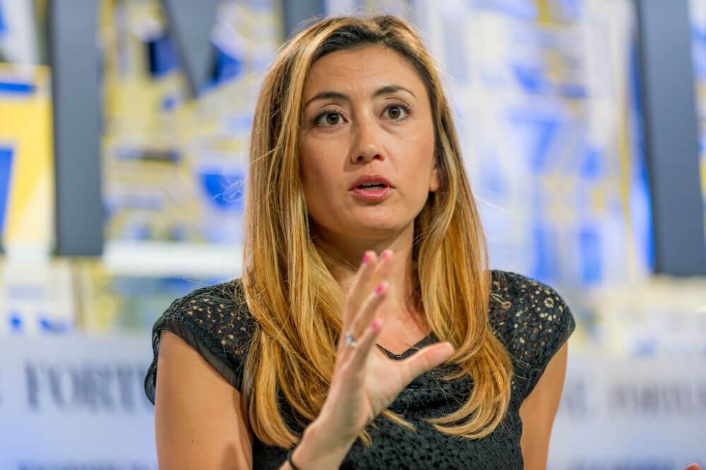 Katrina Lake, CEO of Stitch Fix. (Credit: Fortune Brainstorm TECH, Flickr)
