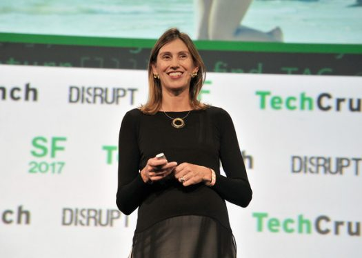 Claire Tomkins is the founder and CEO of Future Family, a San Francisco firm she launched in 2016 to improve access to fertility treatments by making them easier to afford and understand. (Credit: Future Family)
