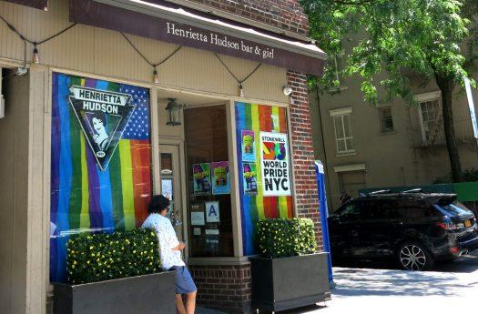 Henrietta Hudson, New York