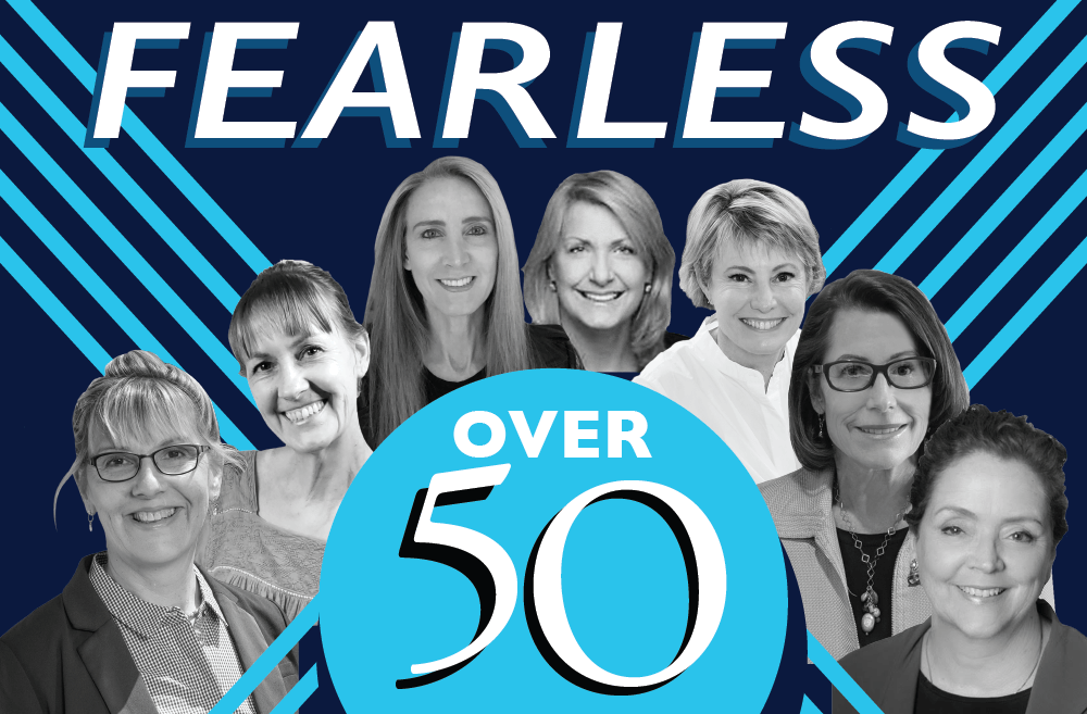 Fearless Over 50 Women Entrepreneurs