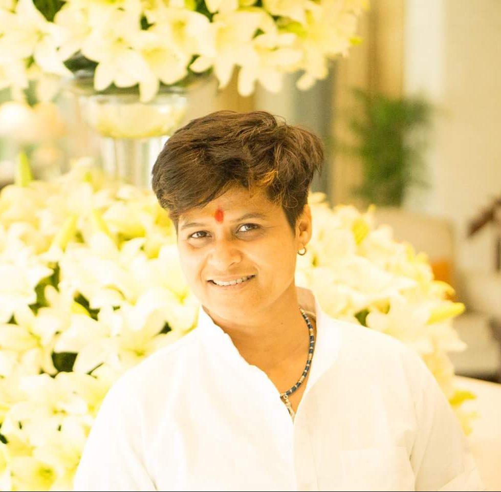 Aparna Rajawat Pink Belt Mission