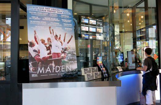 Maiden Movie Tracy Edwards
