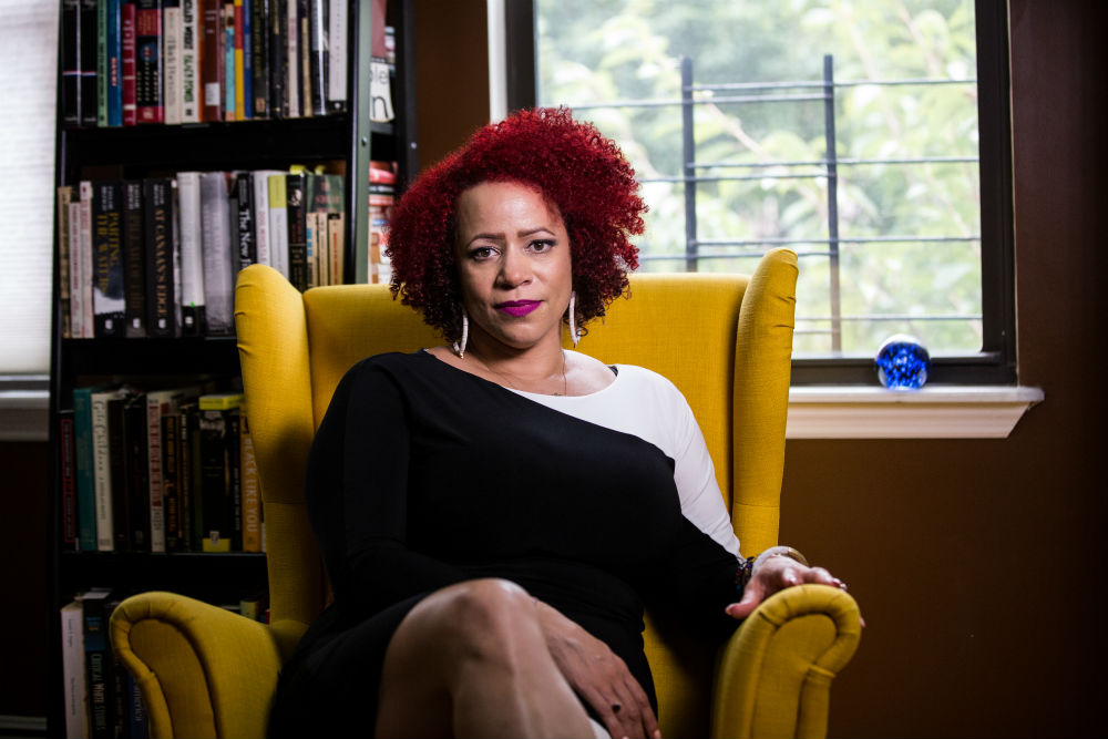 Nikole Hannah-Jones made a career out of exposing systemic injustices. Now she's shedding light on the effects of slavery on America's history with the 1619 Project. (Credit: MacArthur Foundation)