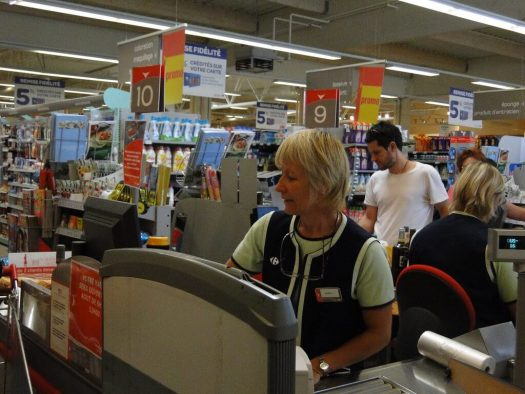 Big-box stores have already begun hiring seasonal employees. (Credit: Paulien Osse, via Flickr)