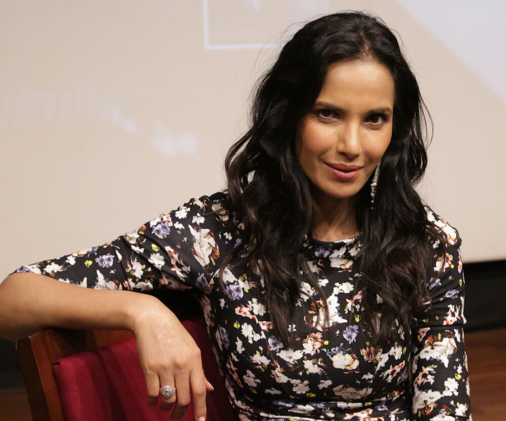 Padma Lakshmi selected four finalists and a grand prize winner for the Stacy's Rise Project. (Credit: Flickr)