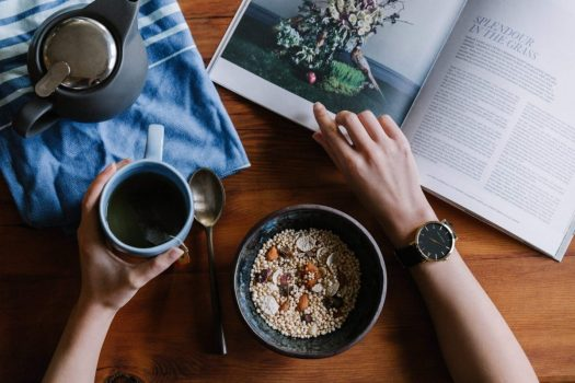 Don't underestimate how important a morning routine is to success. (Photo credit: Unsplash)