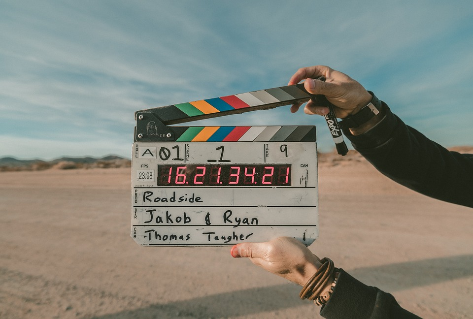 A recent report on women directors in TV shows some progress - and signs of hope - for female creators. (Credit: Pixabay)