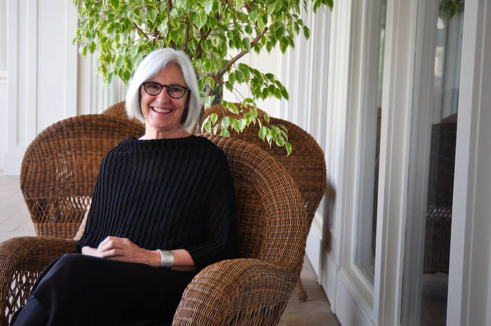 Eileen Fisher started a program that allows her employees to own significant shares of her company. (Credit: Matt Dunham/Flickr)