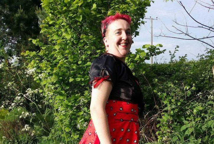 Amy Searle Rainbow Poochy