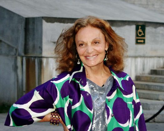 Diane von Furstenberg is collaborating with Amazon for a Women's History Month initiative dubbed #InCharge (Credit: Wikimedia Commons)