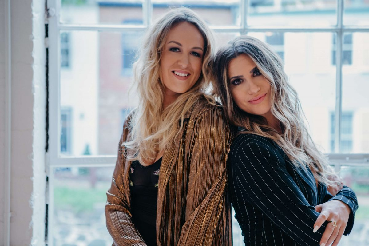 Liv Chapman and Katie DePaola share practical tips for the life coaches they serve, and other aspiring entrepreneurs. (Credit: Inner Glow Circle)