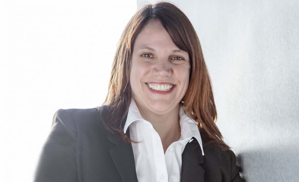Buffy Lloyd-Krejci started an infectious disease consulting company called IPCWell. (Credit: IPCWell)
