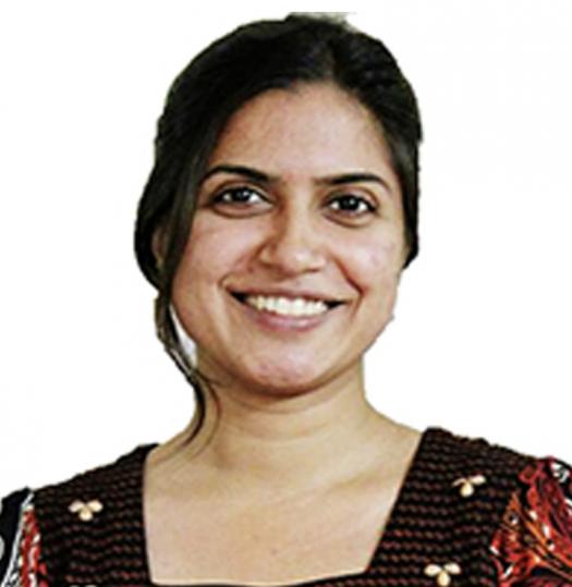 Minal Dakhave Bhosale. (Credit: Mylab website)