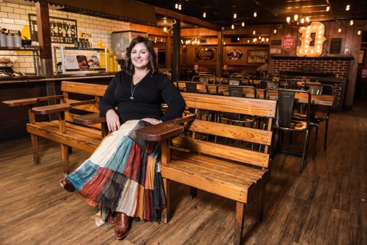 Dickey's Barbecue Restaurants, Inc. CEO Laura Rea Dickey knows all too well how complicated the patchwork of requirements for re-opening businesses throughout the U.S. is. (Credit: Brianna Dickson Photography)