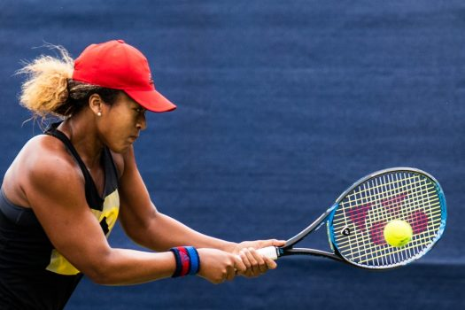 Tennis star Naomi Osaka has officially out-earned all other female sports pros, including fellow tennis greats Serena Williams and Maria Sharapova. (Credit: Peter Menzel, Flickr)