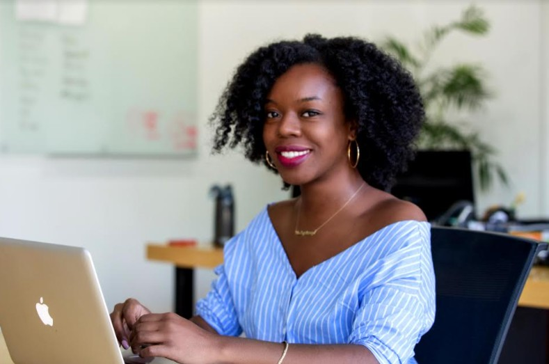 Growing up in Brooklyn, New York, Mandy Bowman, founder of black-owned business resource Official Black Wall Street, saw firsthand the difficulties that black entrepreneurs face. (Credit: Official Black Wall Street)