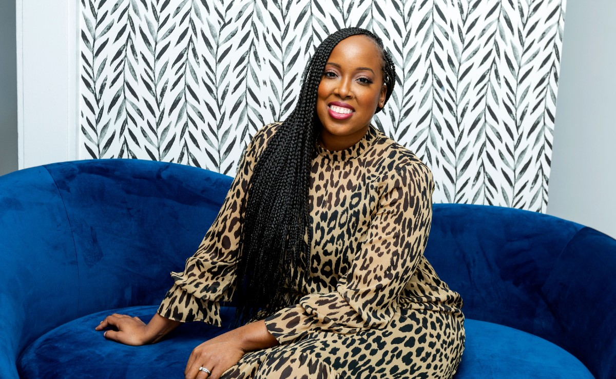 Dreena Whitfield launched WhitPR with a hyperfocus on Black-owned businesses, individuals and organizations. (Credit: WhitPR)