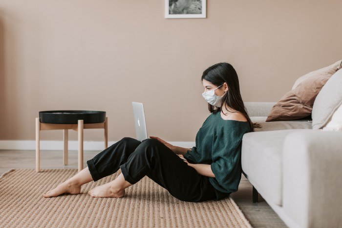 These tips from Deborah Sweeney will help you find the remote workers you need amid the pandemic. (Credit: Vlada Karpovich, Pexels)