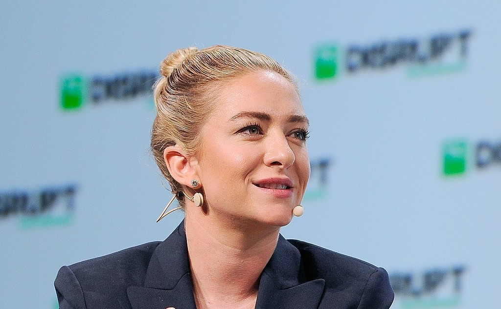 Dating app Bumble, founded by woman entrepreneur and former tech executive Whitney Wolfe Herd, is reportedly preparing an initial public offering for early next year. (Credit: Wikimedia Commons)