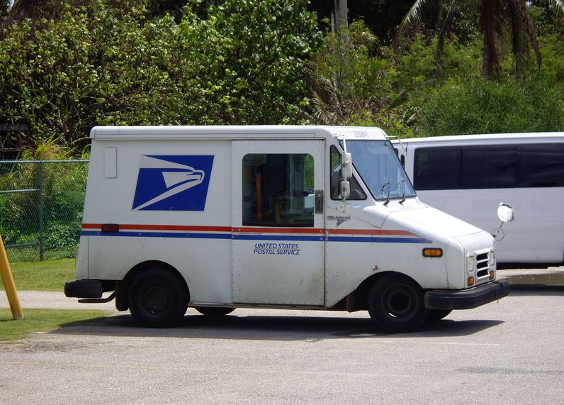 The United States Postal Service's recent crisis is hurting women-owned small businesses, with delayed orders, lost packages - and damage to customer relations. (Credit: Wikimedia Commons)