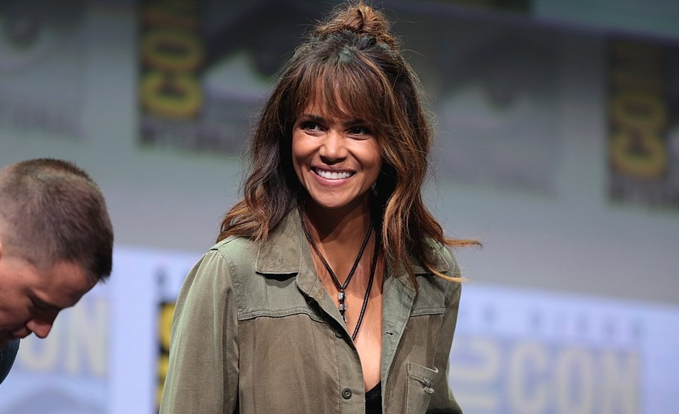 "Streaming service Netflix is said to have paid the hefty price for Halle Berry's upcoming film, ""Bruised,"" in which she also stars."