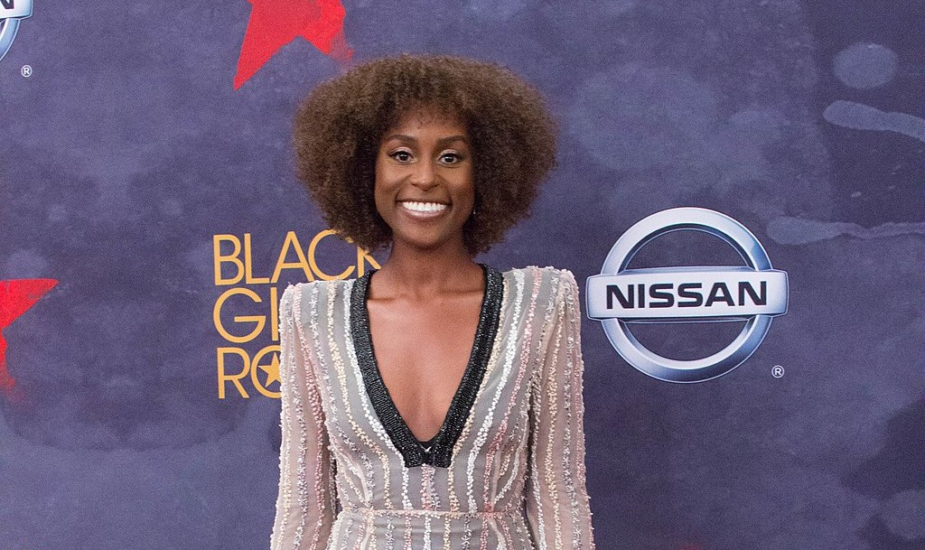 """Issa Rae, the creator of """"Insecure"""" on HBO, teamed up with Sienna Naturals, which makes eco-conscious Black hair care products. (Credit: Wikimedia Commons, Creative Commons)"""