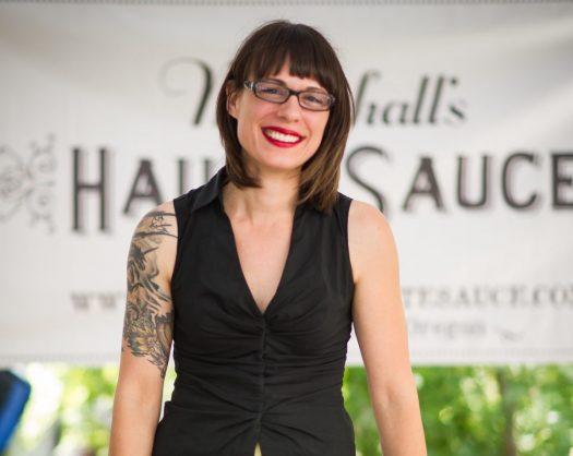 Sarah Marshall Marshall's Haute Sauce