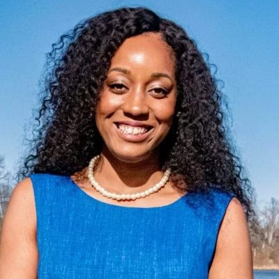 Kristal Hansley is the first Black woman founder of a solar energy company in the U.S. (Credit: WeSolar)