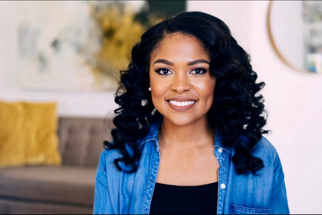 Sevetri Wilson started a tech firm called Resilia, which is scaling up after a record Series A investment. (Photo courtesy Wilson)