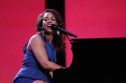 Alicia Keys released a duet with Grammy Award-winning singer Brandi Carlile. (Credit: Wikimedia Commons)