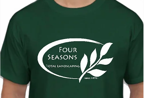 Four Seasons Total Landscaping is enjoying a boost in apparel sales after a comedy of errors. (Four Seasons Total Landscaping)