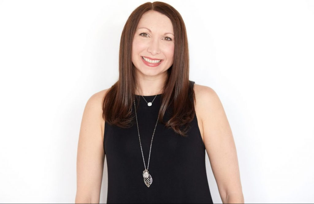 Kelly Kaufman started her own public relations agency, K Squared Group. (Credit: Courtesy of Kelly Kaufman)
