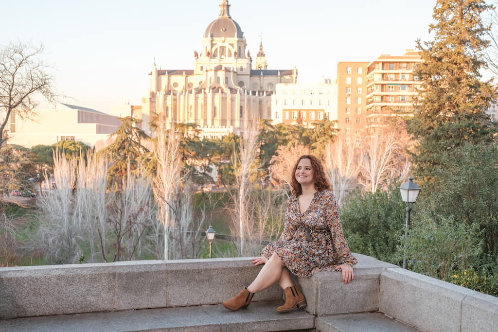 Karen Rosenblum runs Spain Less Traveled, a boutique travel company. (Courtesy Karen Rosenblum)