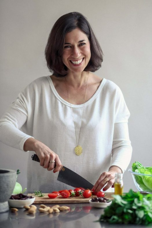 Inbal Baum once headed up Delicious Israel, but she has pivoted during the pandemic to Delicious Experiences. (Courtesy Inbal Baum)