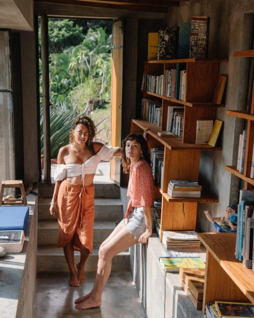 Jade Moyano founded Trust & Travel and brought Erin Rose Belair on board as a partner. (Credit: Jo Savage)